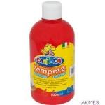Farba TEMPERA czerwona 500ml CARIOCA KW TRADE 170-2359 KO027.10