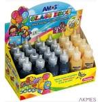 Farby witraż.GD22D24BG-KONTURY(24)AMOS 170-2298 16czarnych+8złotych