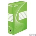 Pudełko BOXY 100 ziel.128424 E ESSELTE