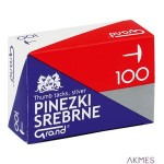 Pinezka srebrna S100(10) GRAND 110-1391