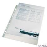 Koszulka krystaliczna ESSELTE A4 (100) karton 105mic PREMIUM 56093