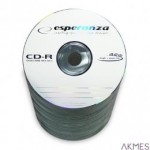 CD-R ESPERANZA SILVER - Szpindel 100szt. 2001 ESPERANZA