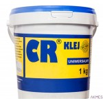 Klej uniwersalny CR 1kg introligatorski wiaderko