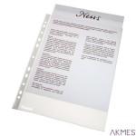 Koszulka groszkowa ESSELTE A4 (100) karton 46mic 56133 56092