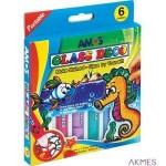 Farby witraż.GD10P6 mini AMOS 170-1044