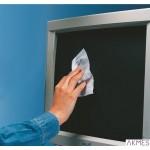 Chusteczki do czyszczenia ekranów wilgotna+sucha ESSELTE (67119)2x50szt