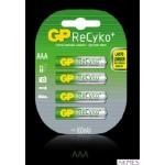 Akumulator NiMH GP AAA 1.2V min. 800mAh GP BATTERIES GPRHCH83B004*9213