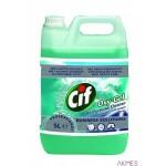 Płyn do mycia podłóg CIF 5l Oxy+Gel Ocean 7517870/7522865