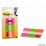 Zak.ind.686-PGO 3x22k 38x25 mix pastel 3M Post-it 3M-XA00480630
