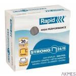 Zszywki 24/6 5M 5000szt.Strong RAPID 24859900