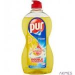 Płyn do mycia naczyń PUR 450 ml cytrynowy