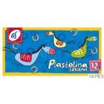 Plastelina szkolnaAS 12kol. ASTRA 83813909