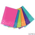 Ofertówka LEITZ A4 PP 200mic mix kolorów 40500099