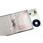 Koszulka na dokum i CD LEITZ A4 (5) Combo 130mic 4761-31-03 17348