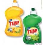 Płyn do mycia naczyń TEN! 500 ml cytrynowy