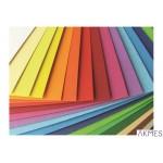 Brystol kolorowy B2 50x70cm szary HA 3522 5070-84 220g