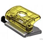 "Dziurkacz mini RAPID COLOUR""ICE FC5 żółty 5001329"