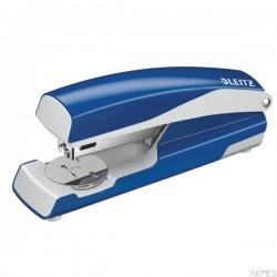Zszywacz 55020 LEITZ niebieski 24-26/6 30k średni metalowy 55020035