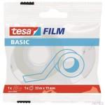 Taśma biurowa TESA Basic 33m X15mm z Dyspenserem w etui 1szt. 58549