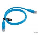 Kabel UTP CAT 5E PATCHCORD 1m niebieski EB273B ESPERANZA