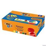 Farby plakatowe 6 kolorów BIC 947714