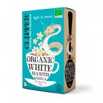 CLIPPER herbata biała waniliowa organiczna 25tb