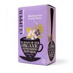 Herbata czarna porzeczka z acai organiczna 20 szt.