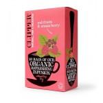 CLIPPER herbata owocowa czerwone owoce z aronią organiczna 20tb