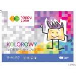 Blok rysunkowy HAPPY COLOR kolor A3 15ark. HA 3708 3040-09