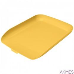 Półka na dokumenty Leitz Cosy, żółta 53580019