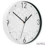 Zegar Leitz WOW, biały 90150001