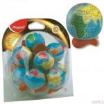 Temperówka Globe, W Kształcie Globusa Maped