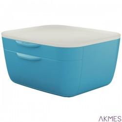 Pojemnik z szufladami Leitz Cosy, niebieski 53570061