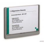 Tabl.CLIK SIGN A5 4866-37 szar