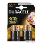 Bateria Basic AA/LR6 K4 (4szt.) DURACELL 4520103