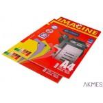 Papier xero A4 (100)5 intens.koloryx20kar. INTERDRUK *4065