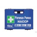 Vera apteczka HACCP niebieska