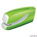 Zszywacz elektryczny na baterie WOW, zielony, 3 lata gwarancji, 10 kartek 55661054