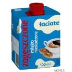 Mleko ŁACIATE UHT 7,5% zagęszczone niesłodzone 500 ml