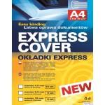 Okładka EXPRESS 4.5 bordo (10) ARGO 414457
