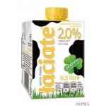Mleko ŁACIATE UHT 2% 0.5L