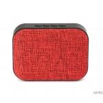 Głośnik bluetooth OG58 czerwony OMEGA OG58R