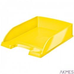 Półka na dokumenty Leitz Plus WOW, żółty 52263016