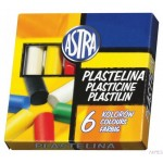 Plastelina 6 ASTRA 5535