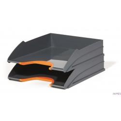 VARICOLOR zestaw 2 tacek na dokumenty Tray Set Duo 770209