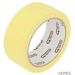 Taśma lakiernicza 50x40 żółty GRAND 130-1252