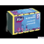 Zmywaki gąbka do zmywania (5 szt.) FIXI