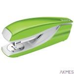 Zszywacz średni metalowy Leitz, zielony, 10 lat gwarancji, 30 kartek 55021054