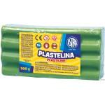 Plastelina Astra 500g zielona jasna 303117010 ASTRA