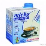 Mleko GOSTYŃ 4% zageszczone niesłodzone LIGHT 500g